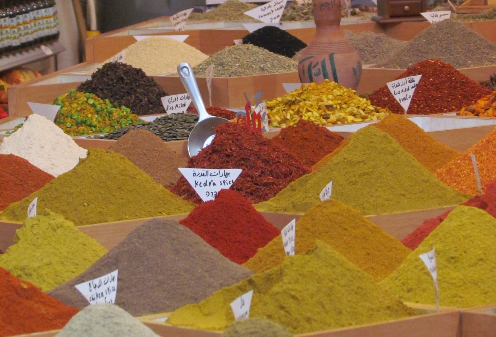 Mountains of Spice,