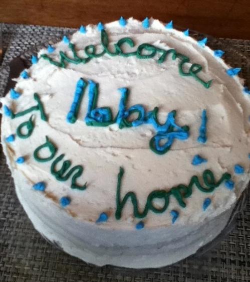 Ib's Cake
