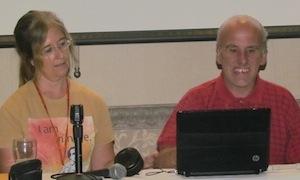 Emily and Mark Utter
