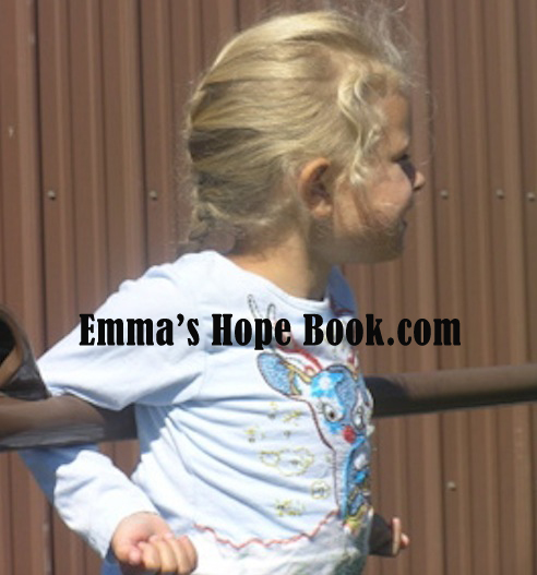 Emma in Colorado - 2010