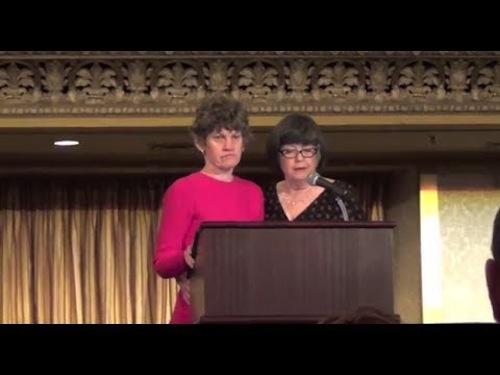 Peyton and Dianne Goddard ~ TASH 2013