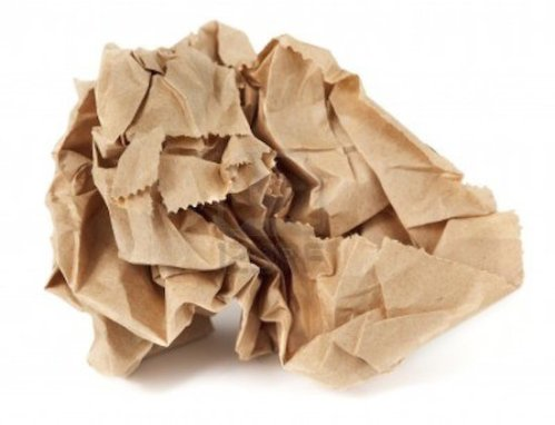 An Innocent Paper Bag...