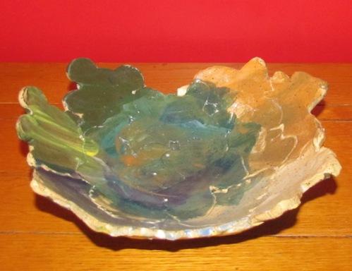 Emma's Bowl made in ceramics