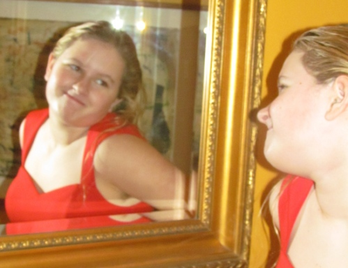 Mirror, Mirror, What do you See?