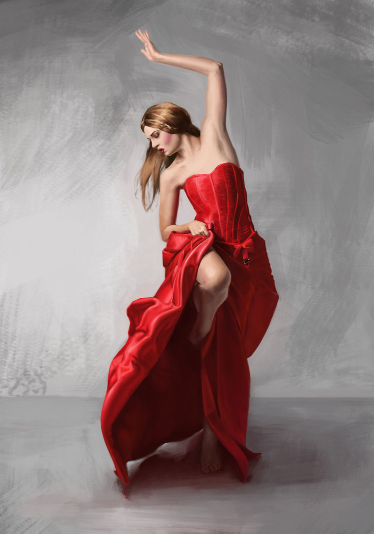 Red Woman 118