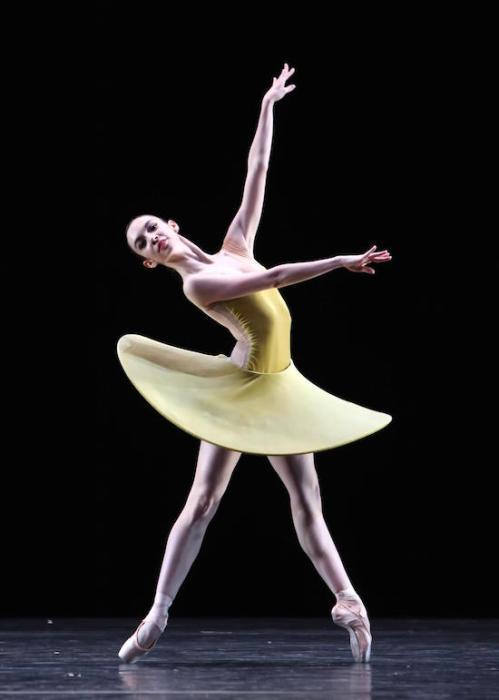 Poetry is Ballet in Words